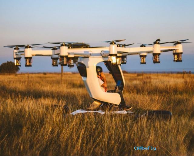 2019年可以体验飞行汽车 垂直起降约千元一次