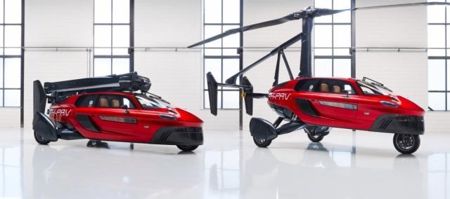 全球首款量产飞行汽车!价值400万,能上天能入地,续航达1300km