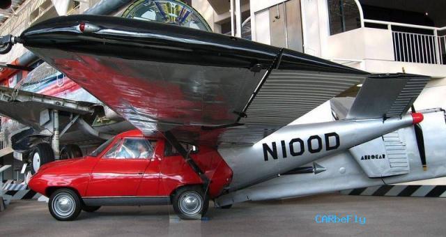 汽车厂商入局,飞行汽车在路上