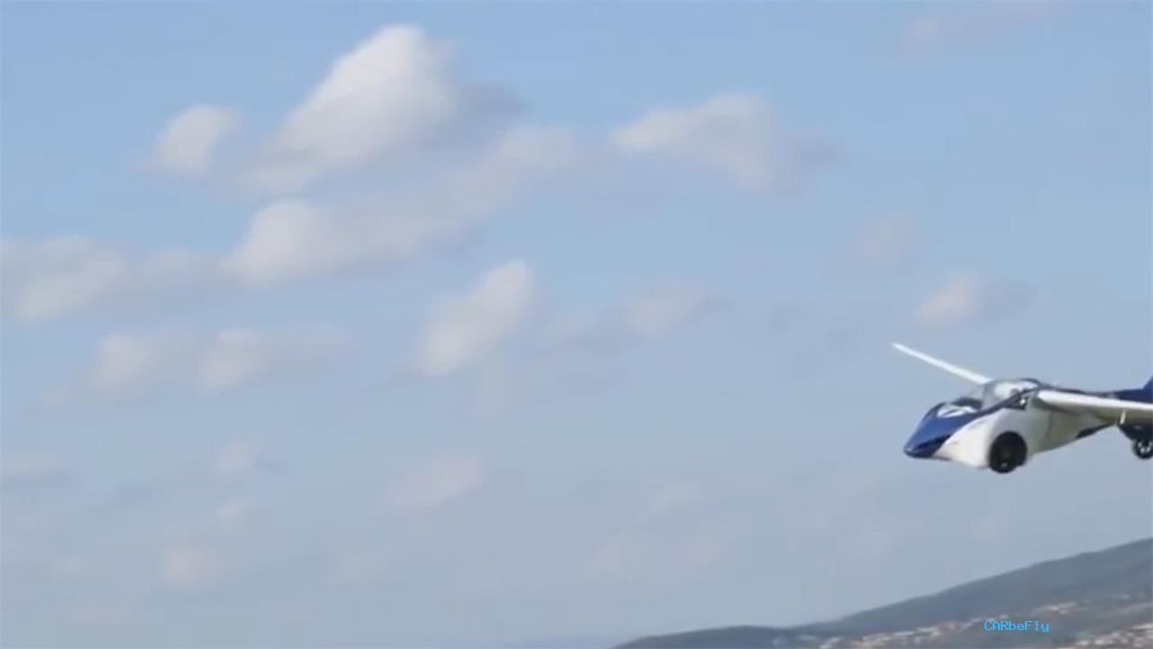 从幻想飞入现实,飞行汽车有望在5年内实现商业运营